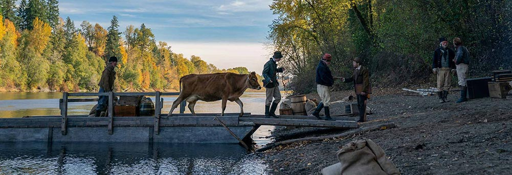 Scena tratta da First Cow