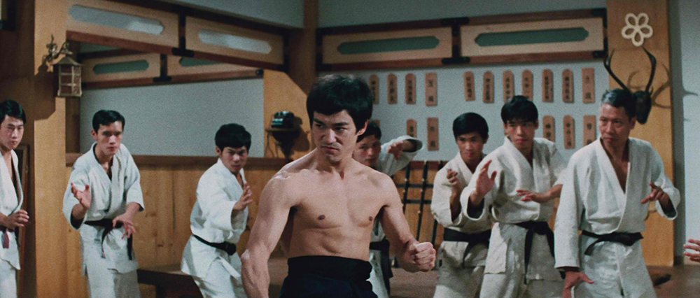 Scena tratta da Fist of Fury