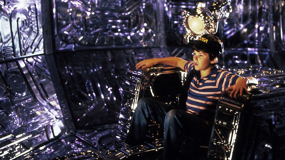 Scena tratta da Flight of the Navigator