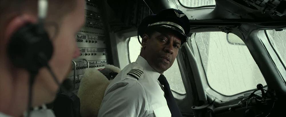 Scena tratta da Flight