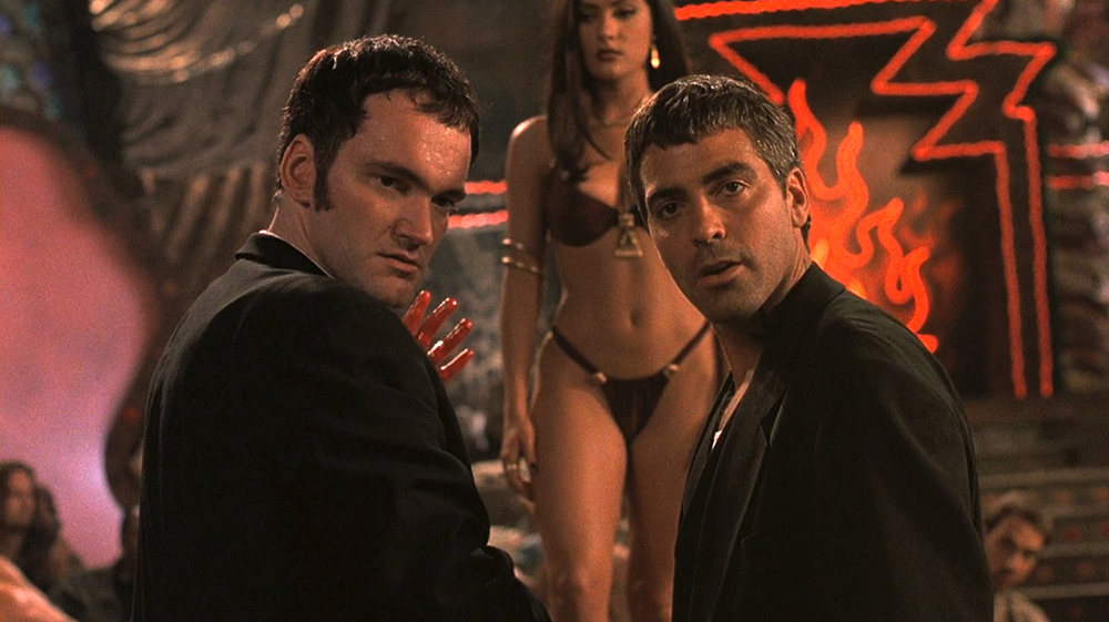 Scena tratta da From Dusk till Dawn