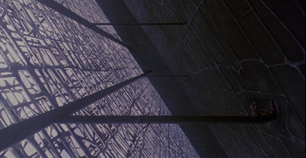 Scena tratta da Galaxy of Terror