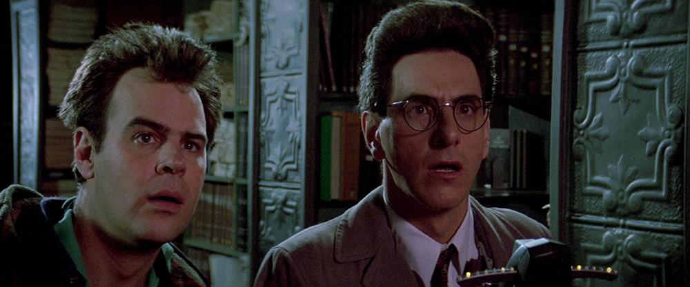 Scena tratta da Ghostbusters (1984)