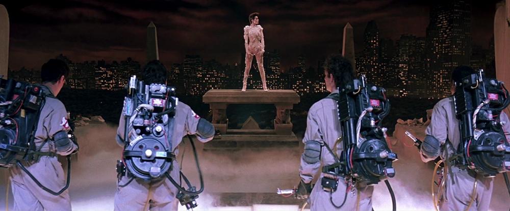 Scena tratta da Ghostbusters - Acchiappafantasmi