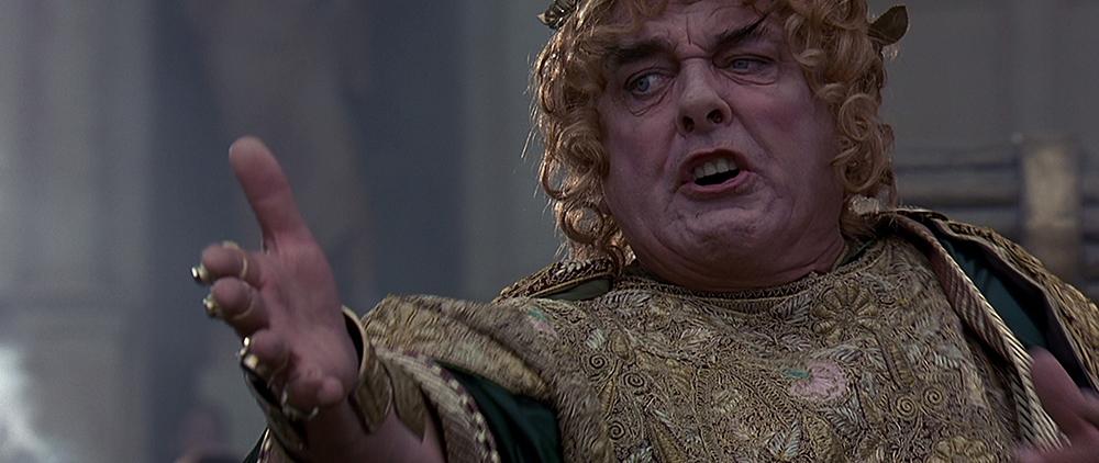 Scena tratta da Il Gladiatore