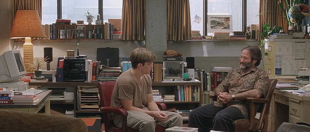 Scena tratta da Good Will Hunting