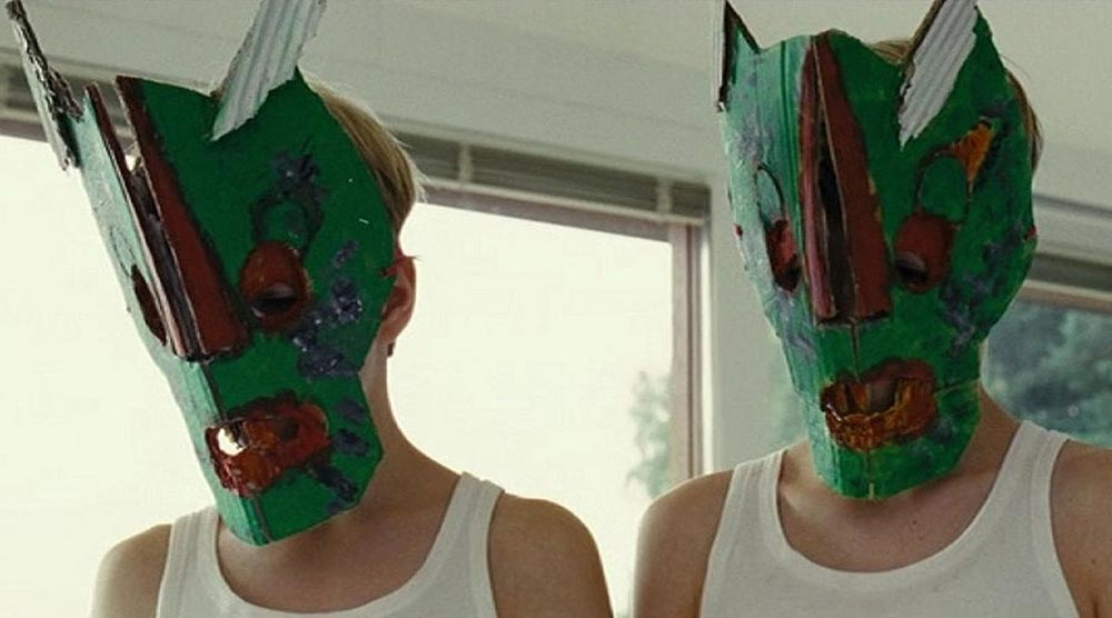Scena tratta da Goodnight Mommy