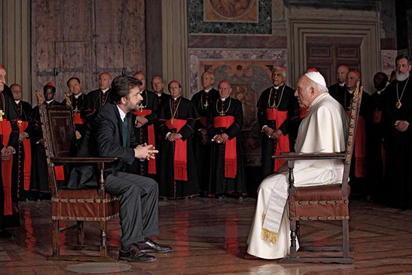 Scena tratta da Habemus Papam