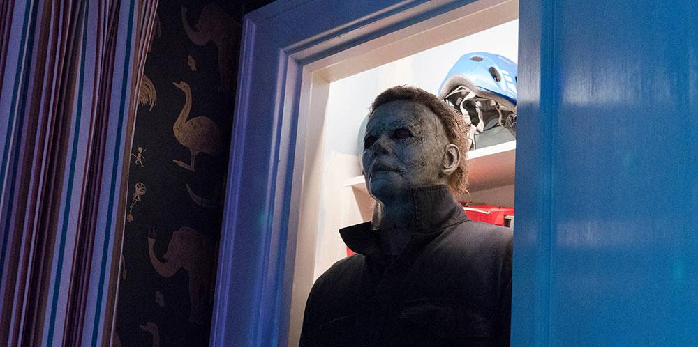 Scena tratta da Halloween (2018)