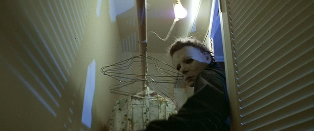 Scena tratta da Halloween - La Notte delle Streghe