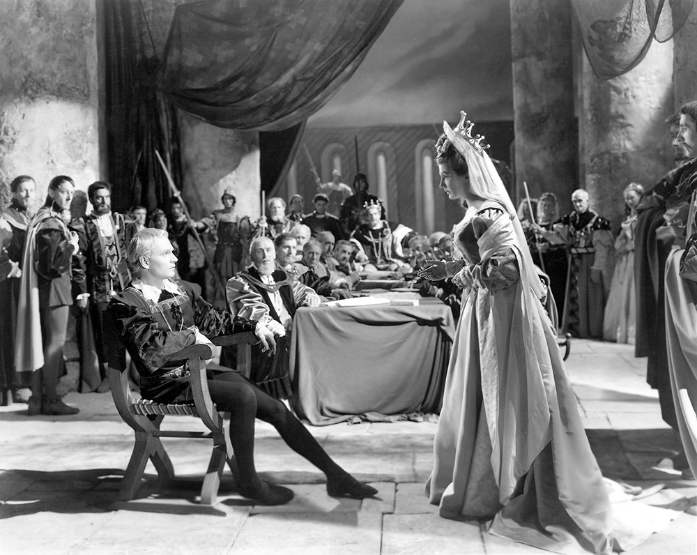 Scena tratta da Hamlet