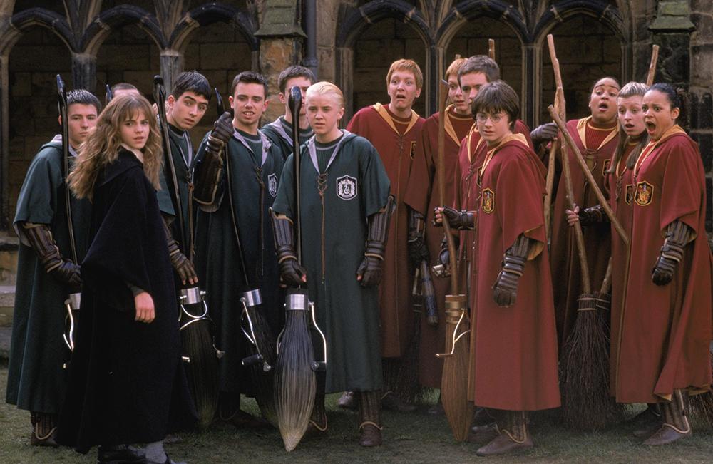 Scena tratta da Harry Potter e la Camera dei Segreti