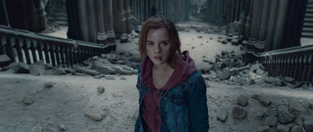 Scena tratta da Harry Potter and the Deathly Hallows - Part 2
