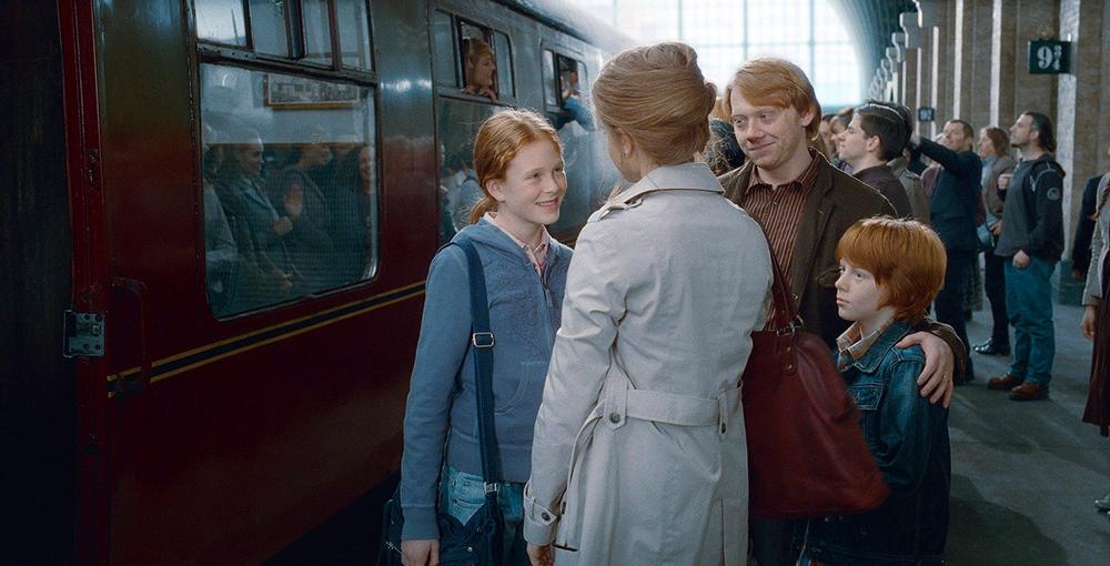 Scena tratta da Harry Potter e i Doni della Morte - Parte 2