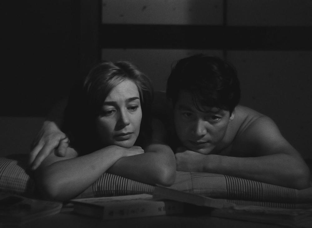 Scena tratta da Hiroshima Mon Amour