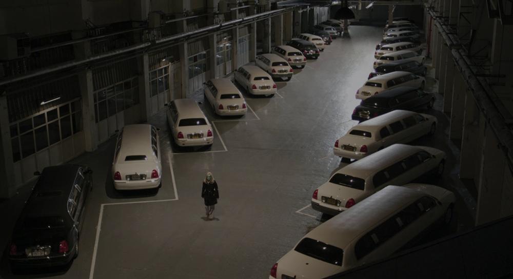 Scena tratta da Holy Motors