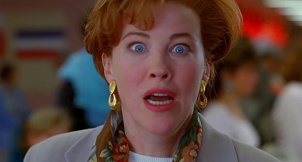 Image result for catherine o'hara  in home alone