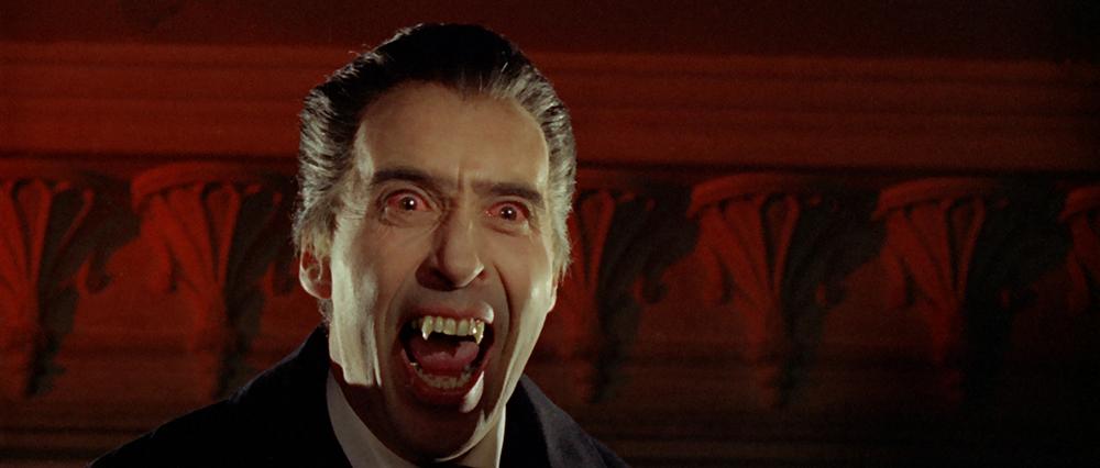 Scena tratta da Horror of Dracula