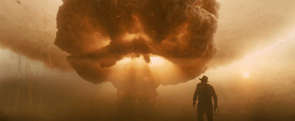 Scena tratta da Indiana Jones e il Regno del Teschio di Cristallo