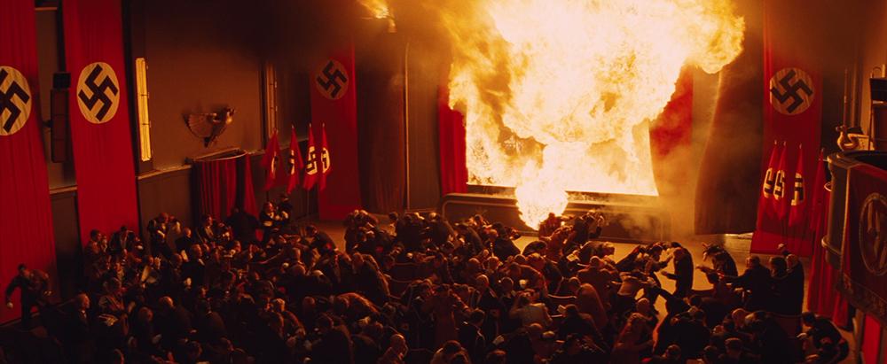 Scena tratta da Inglorious Basterds