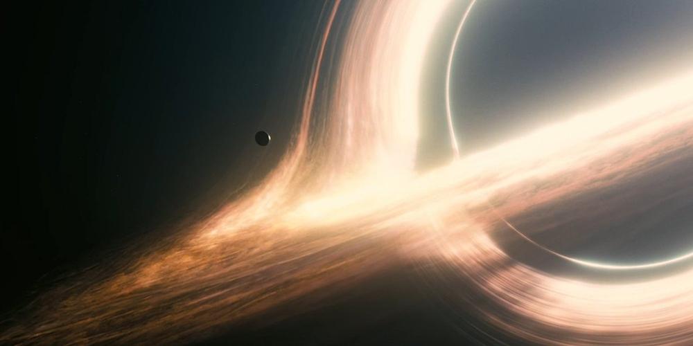 Scena tratta da Interstellar