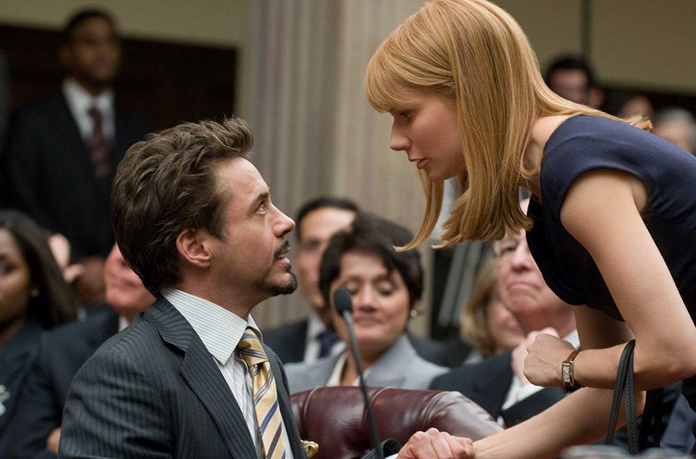 Scena tratta da Iron Man 2