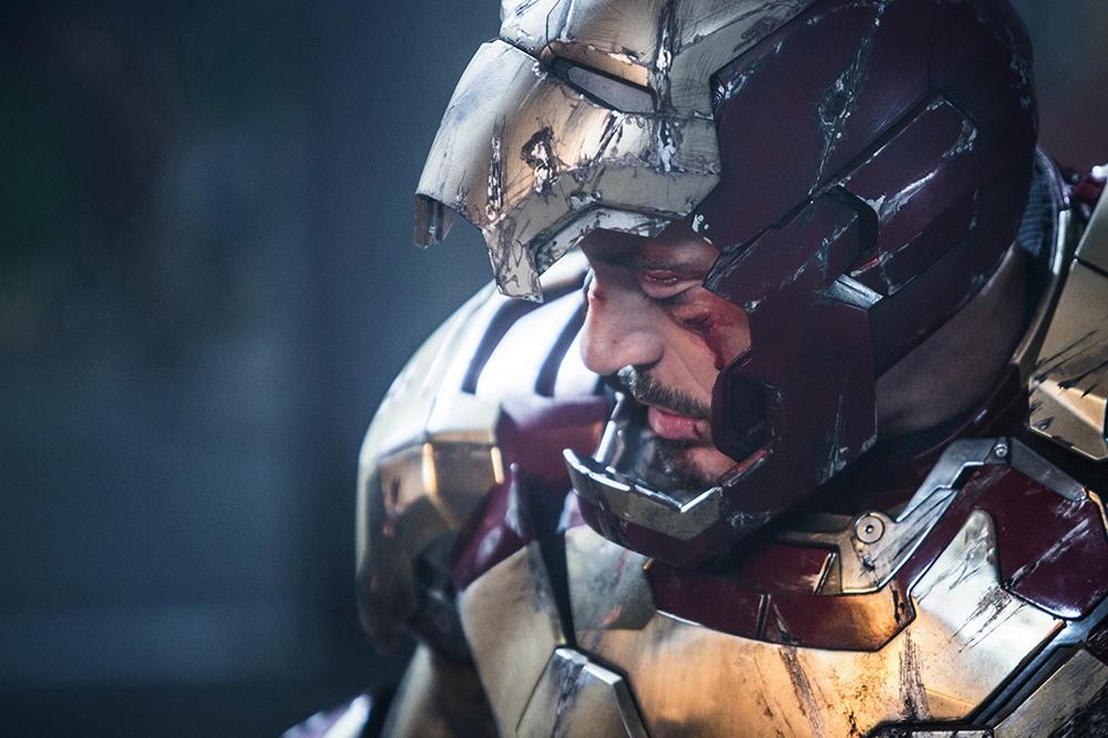 Scena tratta da Iron Man 3