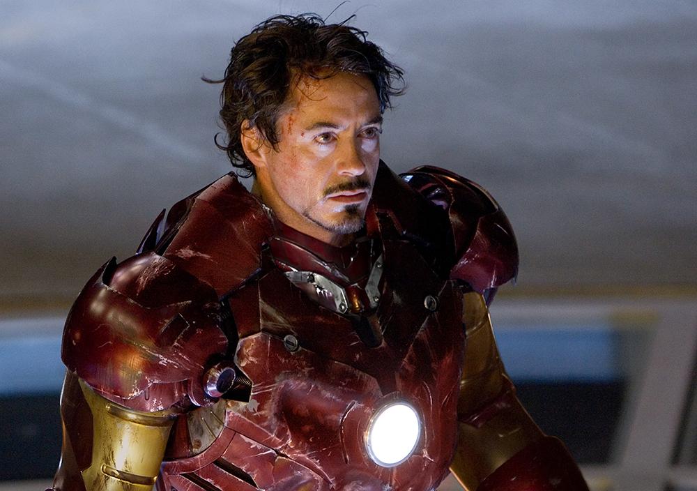 Scena tratta da Iron Man