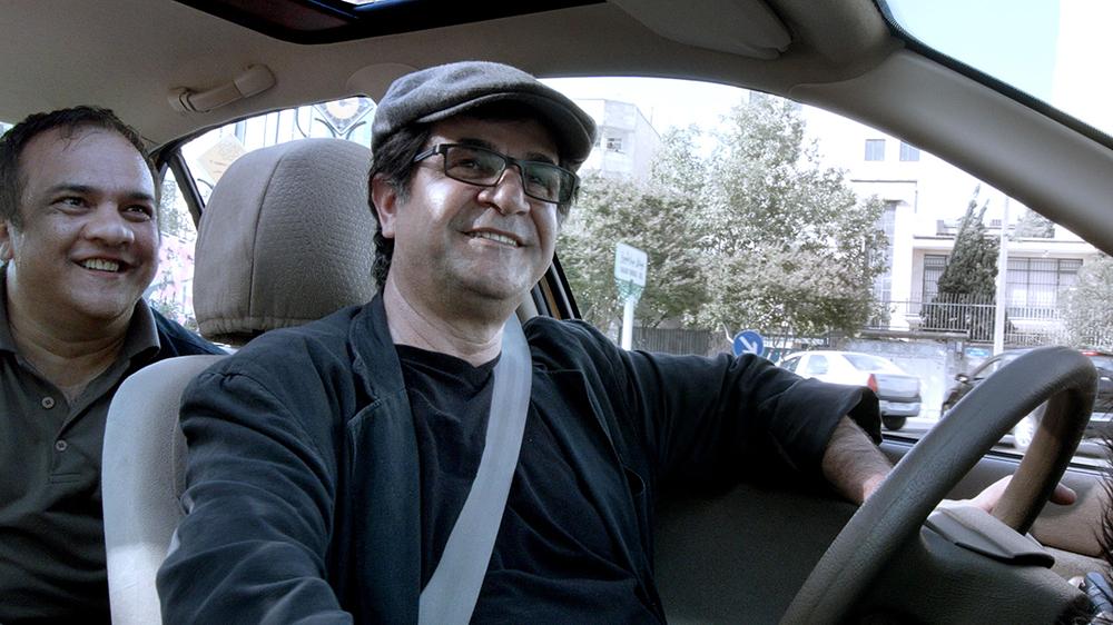 Scena tratta da Jafar Panahi's Taxi