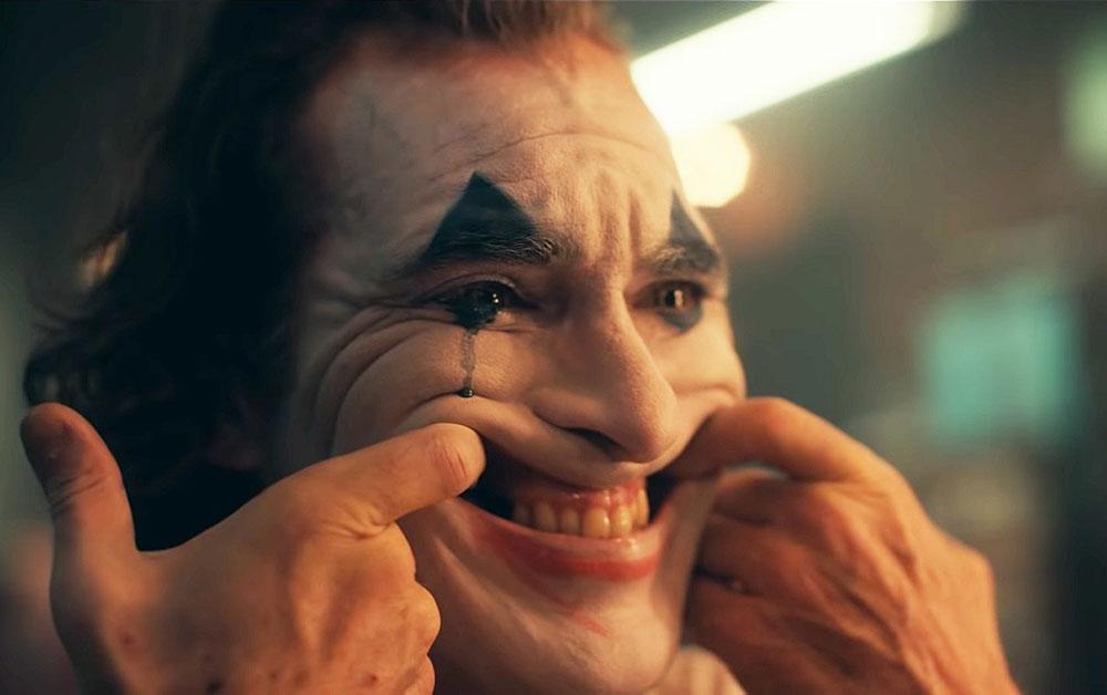 Scena tratta da Joker