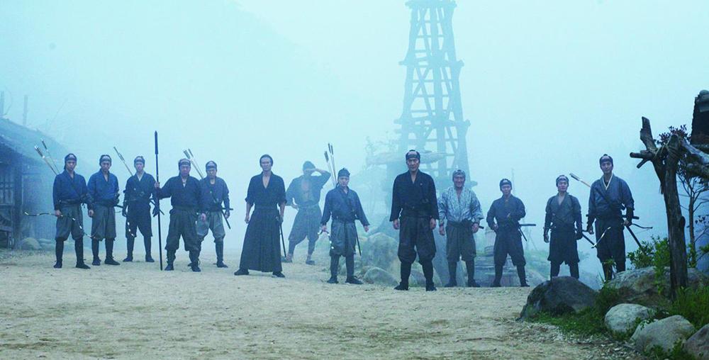 Scena tratta da Jusan-nin no Shikaku