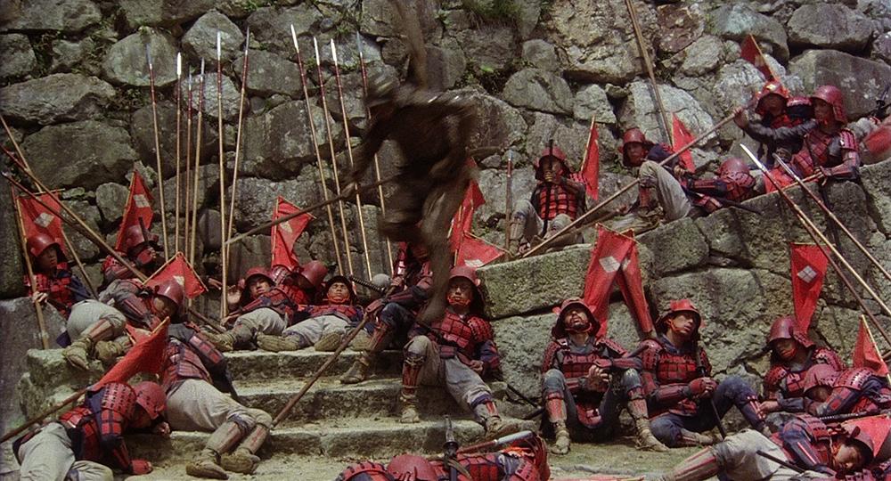 Scena tratta da Kagemusha