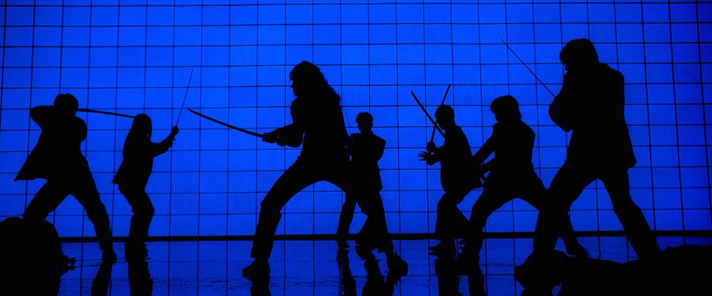 Scena tratta da Kill Bill: volume 1
