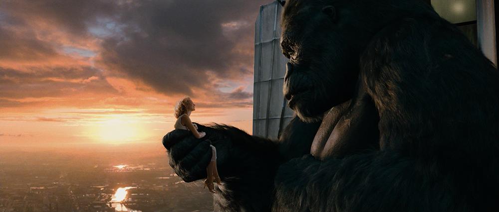 Scena tratta da King Kong (2005)