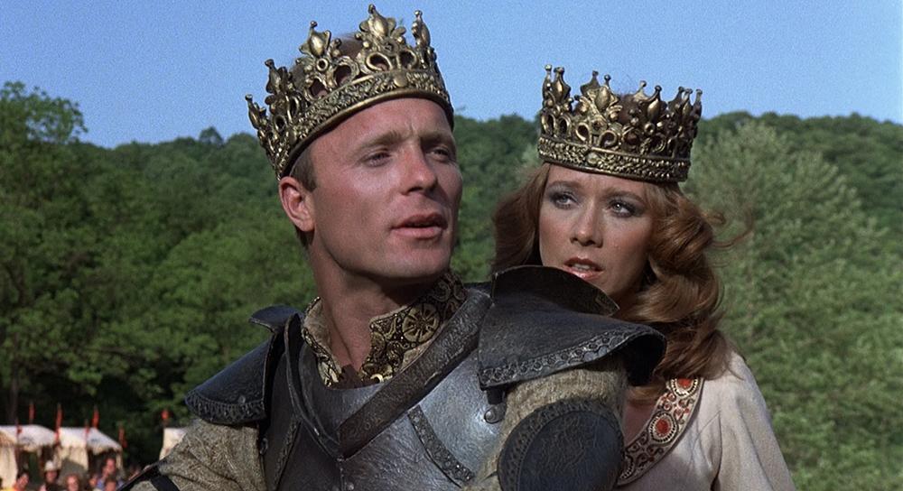 Scena tratta da Knightriders