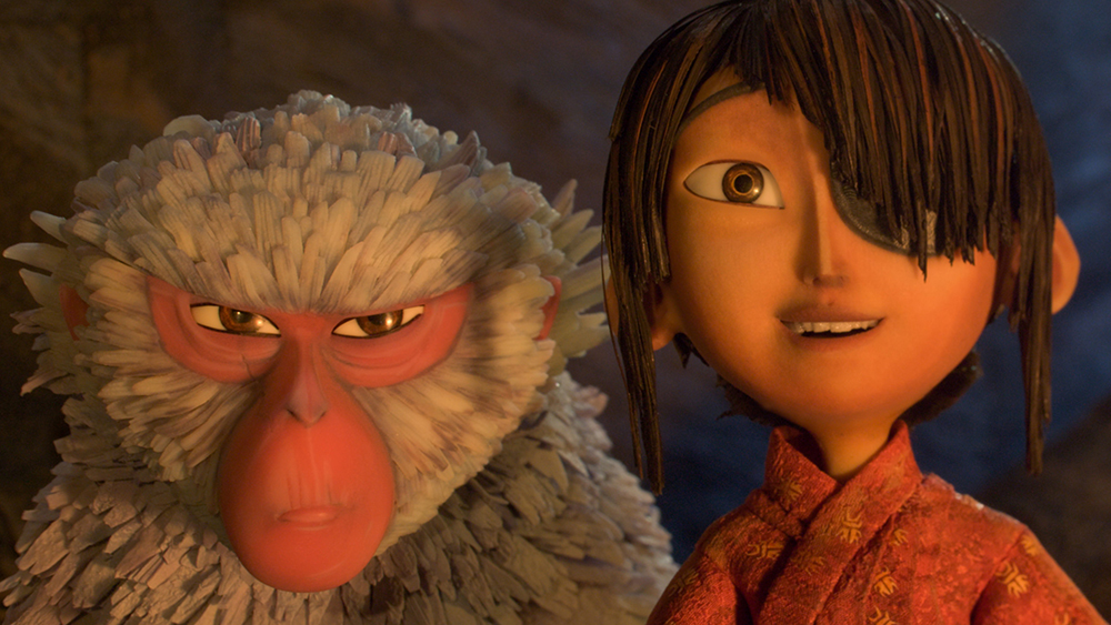 Scena tratta da Kubo and the Two Strings