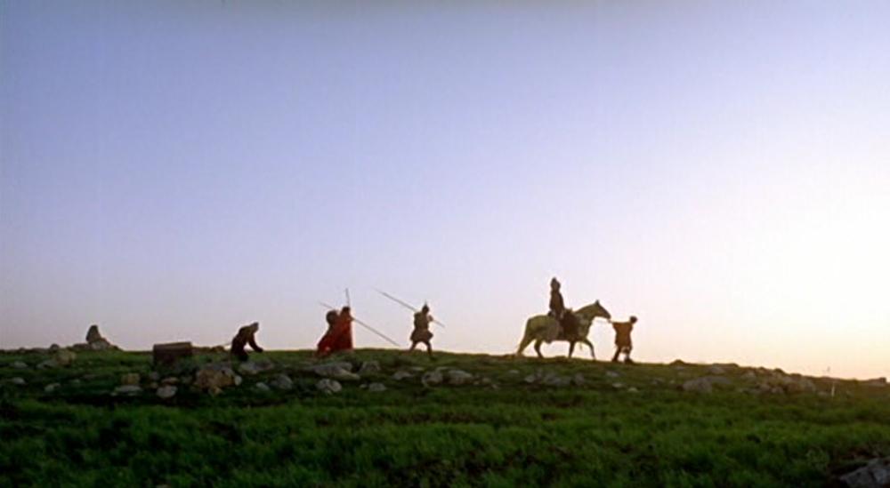 Scena tratta da L'Armata Brancaleone