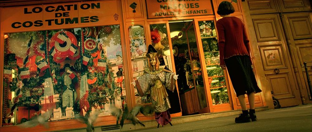 Scena tratta da Le Fabuleux Destin d'Amélie Poulain