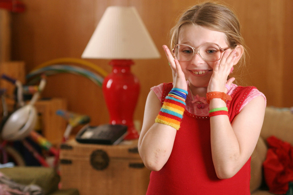 Scena tratta da Little Miss Sunshine