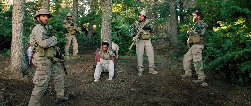 Scena tratta da Lone Survivor