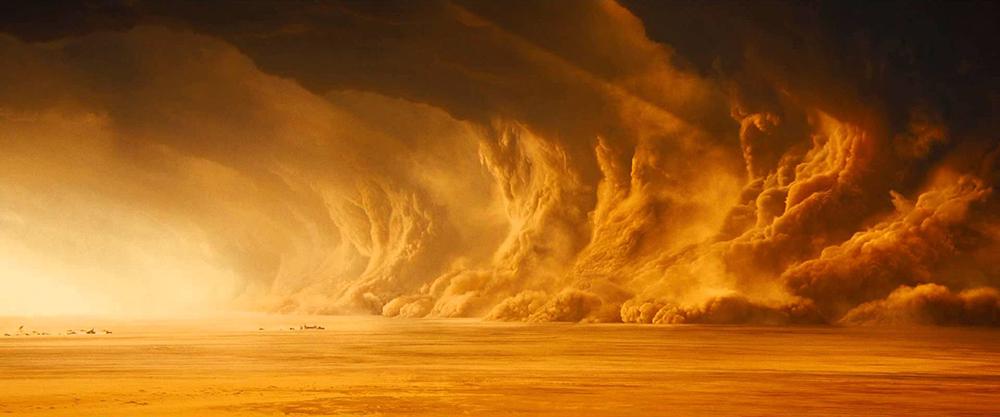 Scena tratta da Mad Max: Fury Road