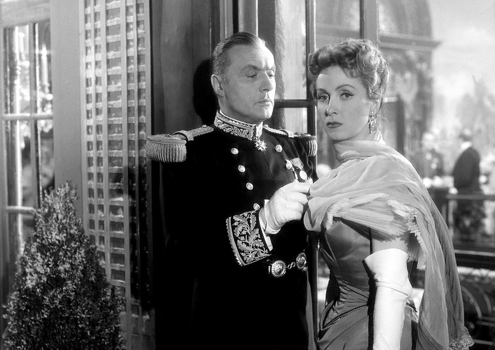 Scena tratta da I Gioielli di Madame de...
