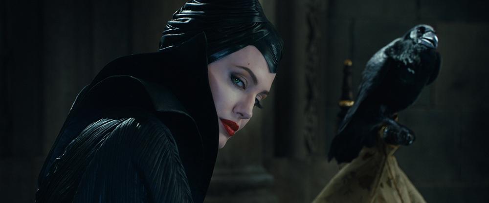 Scena tratta da Maleficent