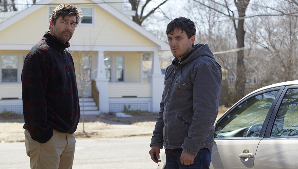 Scena tratta da Manchester by the Sea