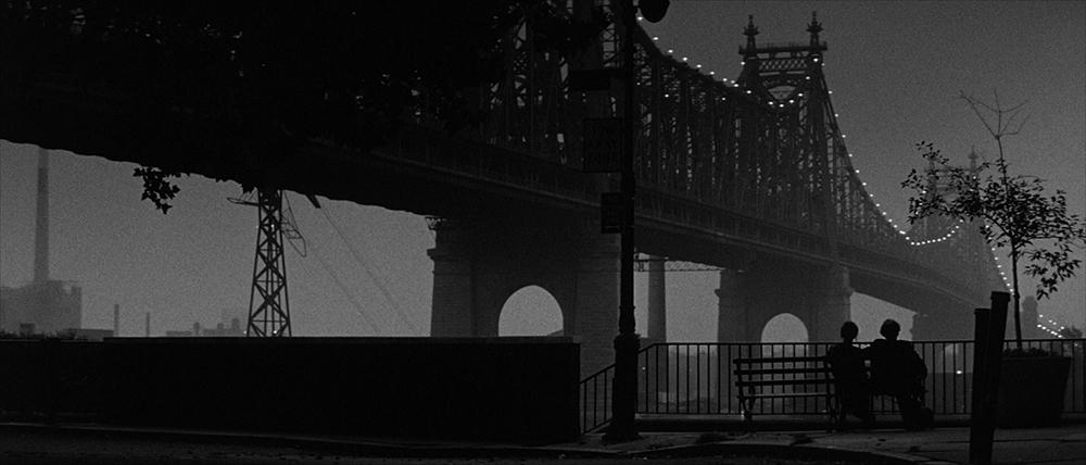 Scena tratta da Manhattan