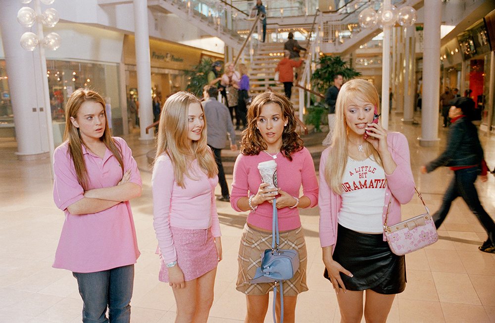 Scena tratta da Mean Girls