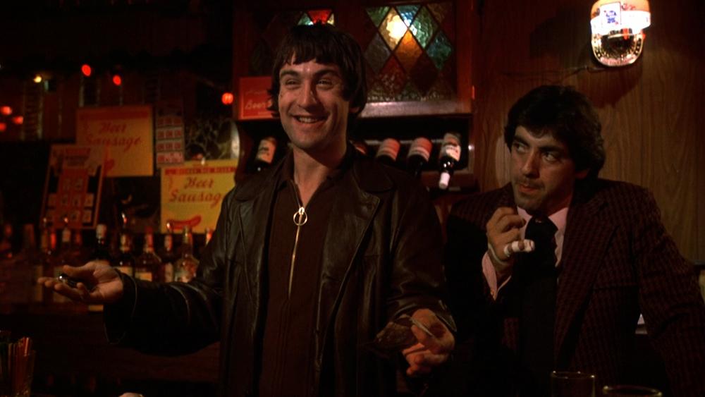 Scena tratta da Mean Streets
