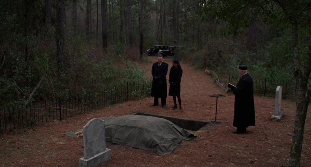 Scena tratta da Crocevia della Morte