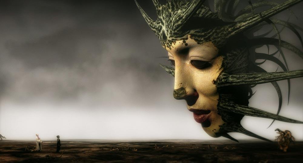 Scena tratta da MirrorMask