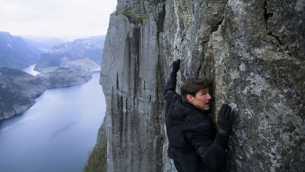 Scena tratta da Mission: Impossible - Fallout